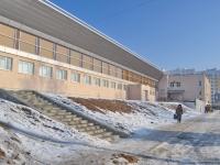 Verkhnyaya Pyshma, 体育宫 УГМК, Ordzhonikidze st, 房屋 15