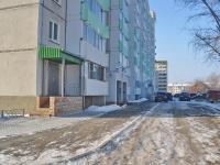 Verkhnyaya Pyshma, Ordzhonikidze st, 房屋 22. 公寓楼