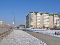 Verkhnyaya Pyshma, Ordzhonikidze st, 房屋 24. 公寓楼