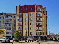 Верхняя Пышма, улица Орджоникидзе, дом 7. многоквартирный дом