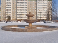 Verkhnyaya Pyshma, fountain на улице ОрджоникидзеOrdzhonikidze st, fountain на улице Орджоникидзе