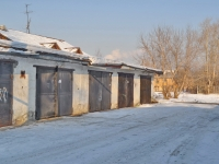 neighbour house: st. Ordzhonikidze. garage (parking)