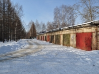 Verkhnyaya Pyshma, Pobedy alley, garage (parking)