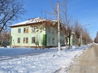 Verkhnyaya Pyshma, Pobedy st, house 18. Apartment house