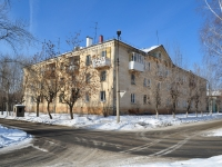 Verkhnyaya Pyshma, Pobedy st, house 24. Apartment house