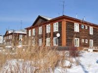 Verkhnyaya Pyshma, Petrov st, house 6А. Apartment house