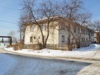 Verkhnyaya Pyshma, Petrov st, house 8А. Apartment house