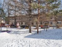 Verkhnyaya Pyshma, Petrov st, house 9А. Apartment house