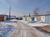 Verkhnyaya Pyshma, Petrov st, 房屋 10Б. 车库(停车场)