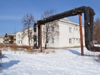 Verkhnyaya Pyshma, Petrov st, house 12А. Apartment house