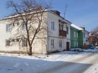 Verkhnyaya Pyshma, Petrov st, 房屋 12А. 公寓楼