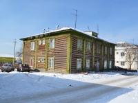 Verkhnyaya Pyshma, Petrov st, 房屋 14А. 公寓楼