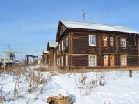 Verkhnyaya Pyshma, Petrov st, 房屋 20А. 公寓楼