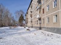 Verkhnyaya Pyshma, Petrov st, house 35/7. Apartment house