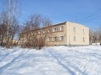 Verkhnyaya Pyshma, Petrov st, house 41/1. Apartment house