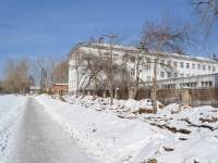 Verkhnyaya Pyshma, trade school №1, Petrov st, house 43