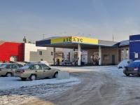 Verkhnyaya Pyshma, Petrov st, 房屋 59Б/2. 加油站