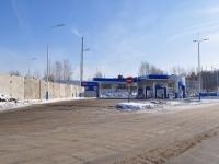 Verkhnyaya Pyshma, Petrov st, 房屋 59В. 加油站