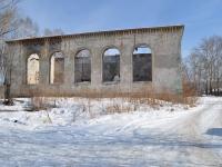 Верхняя Пышма, улица Петрова, неиспользуемое здание