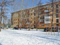 Verkhnyaya Pyshma, Entuziastov st, 房屋 4. 公寓楼