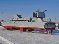 Verkhnyaya Pyshma, 博物馆 Музей военной техникиKrivousov st, 博物馆 Музей военной техники