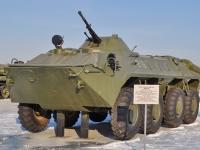 Верхняя Пышма, музей Музей военной техникиулица Кривоусова, музей Музей военной техники