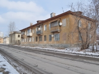 Verkhnyaya Pyshma, Krivousov st, house 12. Apartment house