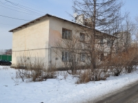 Verkhnyaya Pyshma, Krivousov st, house 16. Apartment house