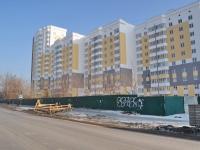 Verkhnyaya Pyshma, Krivousov st, 房屋 18Д. 建设中建筑物