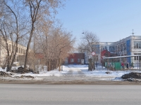 "Verkhnyaya Pyshma, nursery school №22, ""Радуга"", Krivousov st, house 20Б"