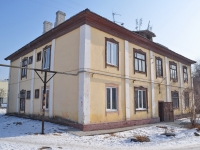Verkhnyaya Pyshma, Krivousov st, house 33. Apartment house