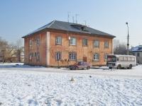 Verkhnyaya Pyshma, Krivousov st, 房屋 35. 公寓楼