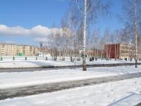 Верхняя Пышма, школа №2, улица Кривоусова, дом 48