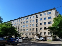 Verkhnyaya Pyshma, Krivousov st, house 40. Apartment house