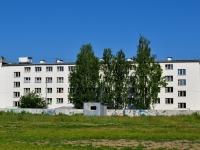 Verkhnyaya Pyshma, Krivousov st, 房屋 53А. 宿舍