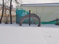 Верхняя Пышма, улица Кривоусова. памятный знак Крест