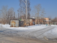 neighbour house: st. Krivousov. service building
