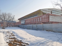 Verkhnyaya Pyshma, Lenin st, house 4. building under construction