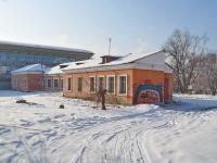 Verkhnyaya Pyshma, Lenin st, 房屋 6. 美术学校