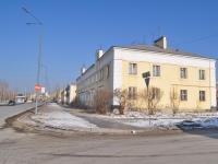 Верхняя Пышма, улица Ленина, дом 28. многоквартирный дом