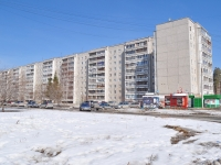 Verkhnyaya Pyshma, Lenin st, house 58А. Apartment house