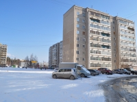 Verkhnyaya Pyshma, Lenin st, house 58. Apartment house