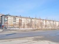 Verkhnyaya Pyshma, Lenin st, 房屋 93. 公寓楼