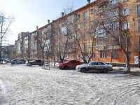 Verkhnyaya Pyshma, Lenin st, house 107. Apartment house