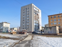 Verkhnyaya Pyshma, Lenin st, house 109. Apartment house