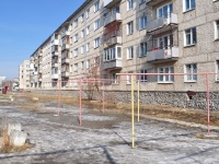 Verkhnyaya Pyshma, Lenin st, house 113А. Apartment house