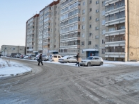 Verkhnyaya Pyshma, Lenin st, house 123. Apartment house