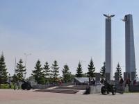 Верхняя Пышма, мемориал участникам погибшим в Великой Отечественной Войнеулица Ленина, мемориал участникам погибшим в Великой Отечественной Войне