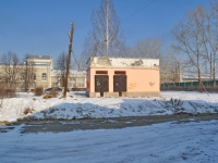 neighbour house: st. Lenin. service building