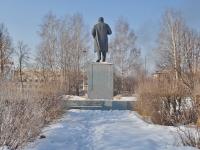 Верхняя Пышма, памятник В.И. Ленинуулица Ленина, памятник В.И. Ленину